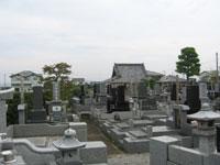 宝性寺境内墓地
