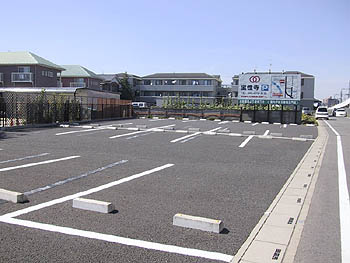 宝性寺越谷別院 第3駐車場