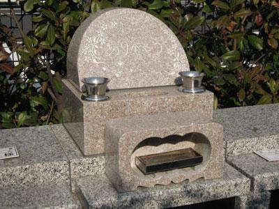 ペット墓 個別墓地